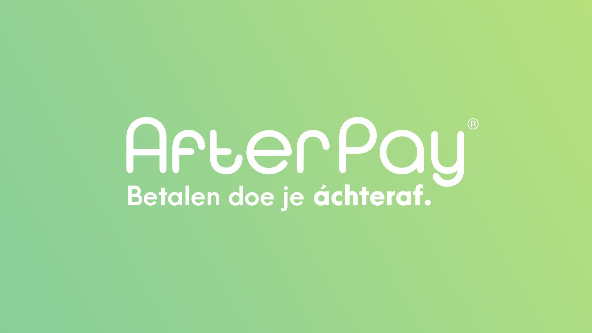 Afterpay-achteraf-betalen